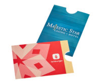 Key Card & Gift Card Holders